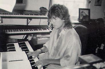 Duncan Browne piano